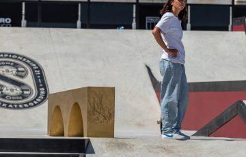 """Charlotte Hym – """"Nous avons pu montrer au monde entier la diversité du skateboard"""""""